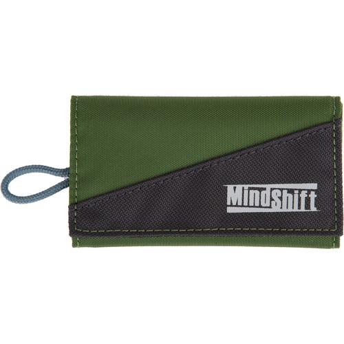 MindShift Gear Card-Again CF Memory Card Wallet (GreenStone)