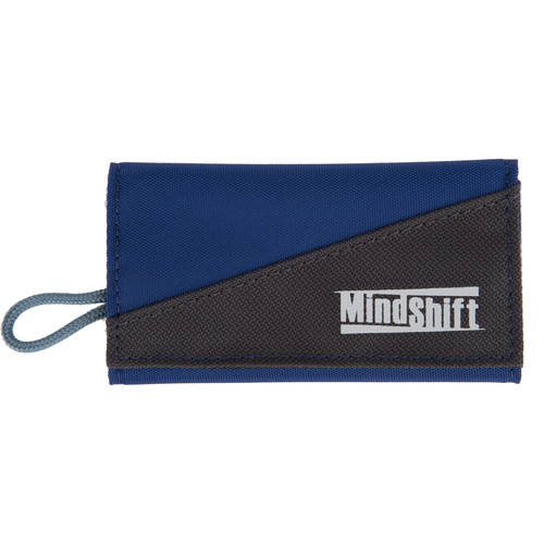 MindShift Gear Card-Again SD Memory Card Wallet (Twilight Blue)