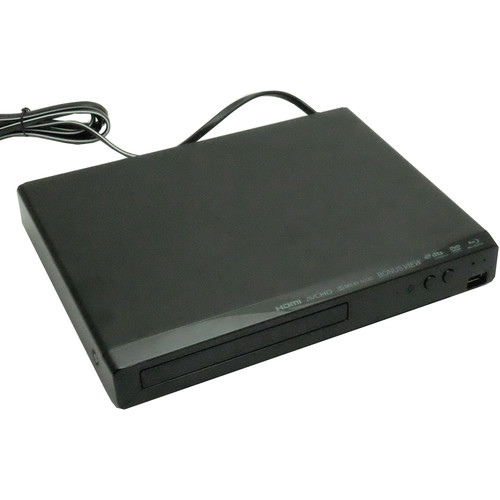 Bush Baby Blu-ray Player with 4K UHD Covert Wi-Fi Camera