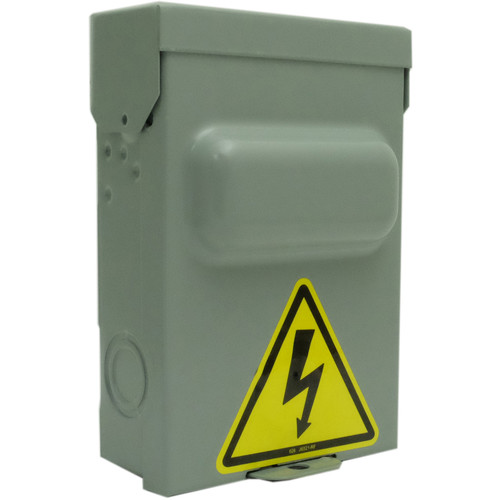 Bush Baby Electrical Box with 4K UHD Covert Wi-Fi Camera