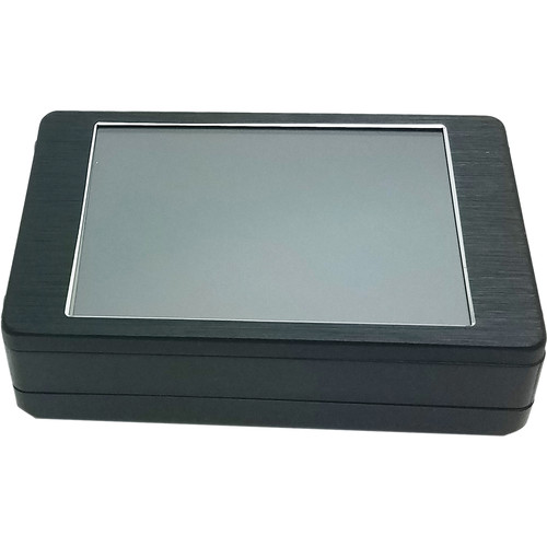 """Mini Gadgets DVR with Wired Button Camera and 3"""" Touchscreen Display"""