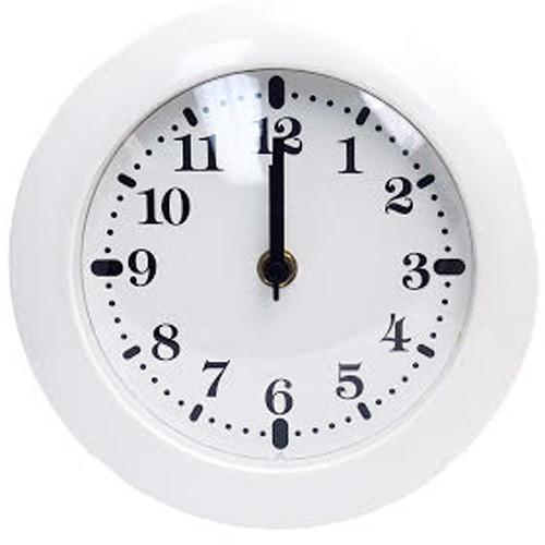 Mini Gadgets Wall Clock with Covert 1080p Wi-Fi Camera
