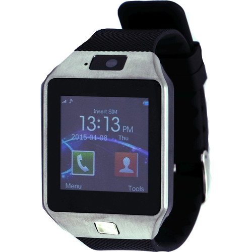 Mini Gadgets Android Smartwatch with Covert Camera