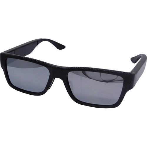 Mini Gadgets Mirrored Sunglasses with 1080p Covert Camera
