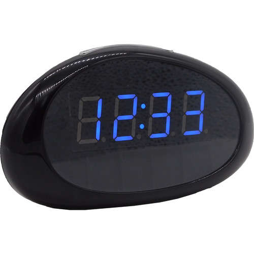Mini Gadgets Desk Clock with 1080p Covert Wi-Fi Camera