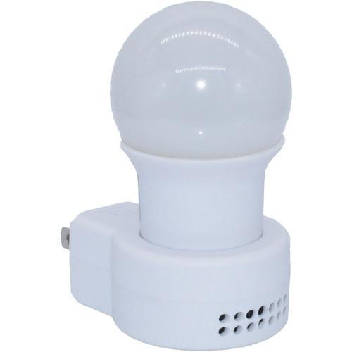 Mini Gadgets Wi-Fi Night Light with 1080p Covert Camera