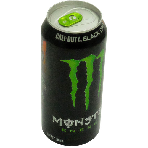 Mini Gadgets Omni Monster Can with 1080p Covert Camera