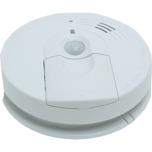 Mini Gadgets OmniX Smoke Detector with 1080p Covert Camera