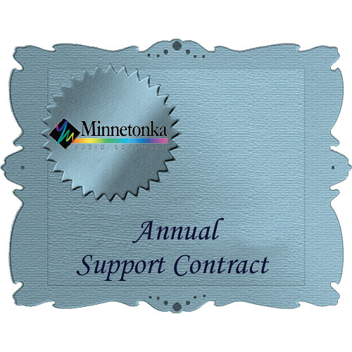 SurCode Audio Tools AudioCare Annual Support Contract
