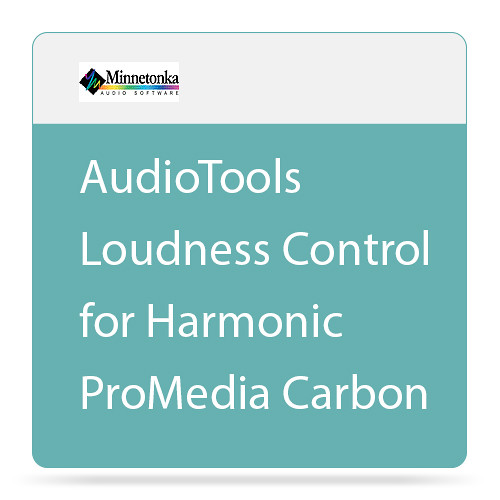 SurCode AudioTools Loudness Control for Harmonic ProMedia Carbon