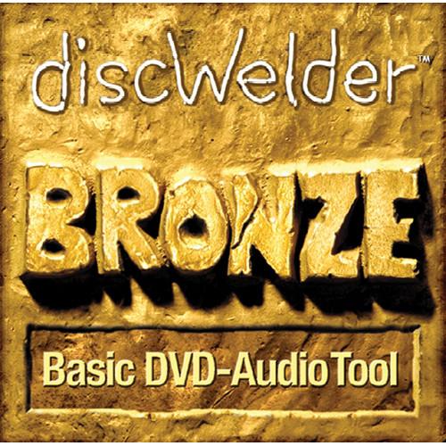 SurCode discWelder Bronze-5.1 Basic DVD-Audio Tool Authoring Software
