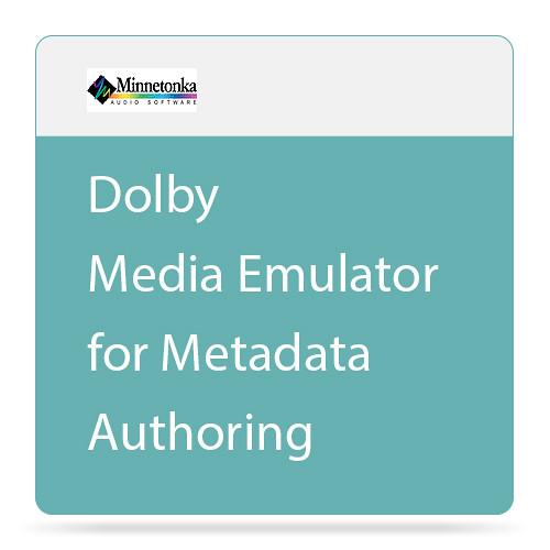SurCode Dolby Media Emulator for Metadata Authoring