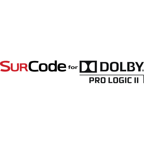 SurCode SurCode for Dolby Pro Logic II Upgrade - RTAS to AAX (Download)