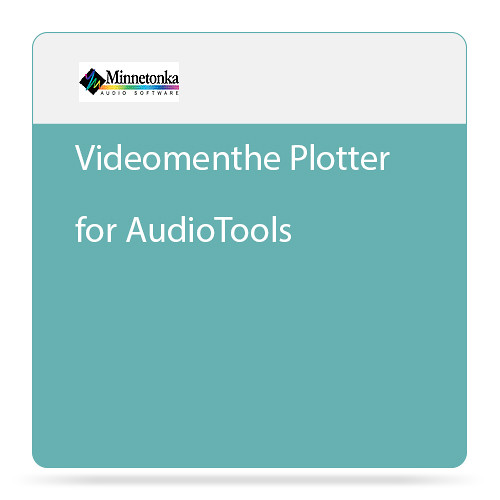 SurCode Videomenthe Plotter for AudioTools