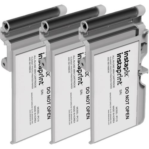 Minolta IPC30 All-In-One Mini Cartridge Set (30 Sheets)