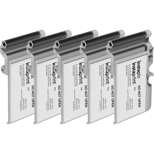 Minolta IPC50 All-In-One Mini Cartridge Set (50 Sheets)