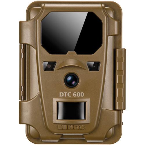 Minox DTC 600 Trail Camera (Brown)