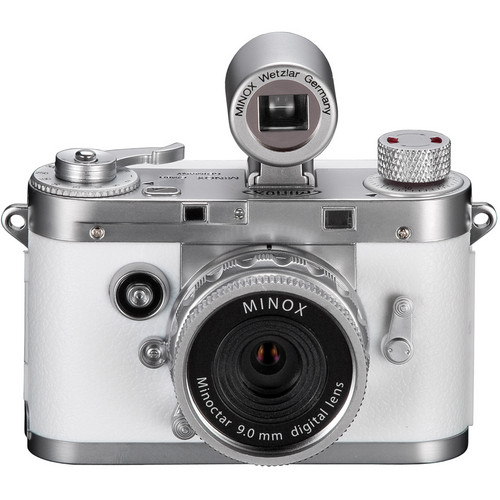 Minox DCC 5.1 Digital Camera (White)