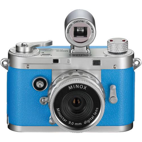 Minox DCC 5.1 Digital Camera (Blue)