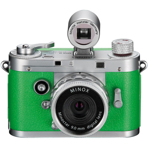 Minox DCC 5.1 Digital Camera (Green)