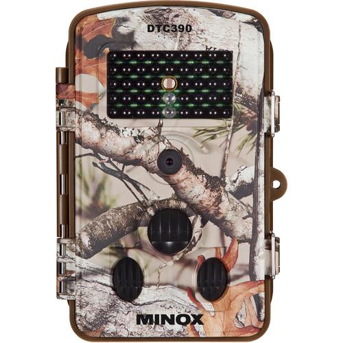 Minox DTC 390 Digital Trail Camera (Camo)