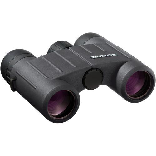 Minox 10x25 BF Binocular (Black)