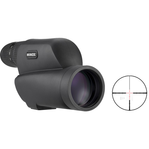Minox 20-60x80 MD 80 ZR Spotting Scope (Straight Viewing, MR2-S Reticle)