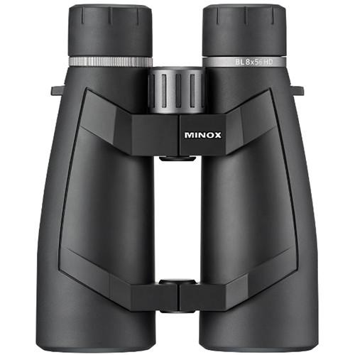 Minox 8x56 BL HD Binoculars (Black)