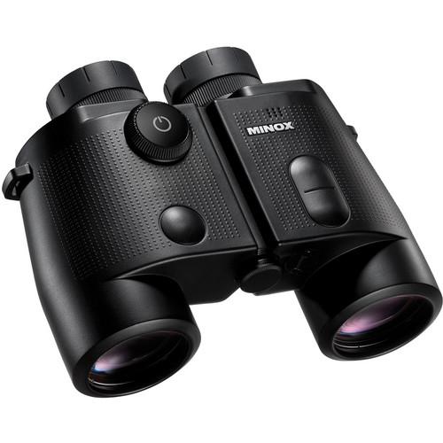 Minox 7x50 Nautik BN DC Binocular (Black)