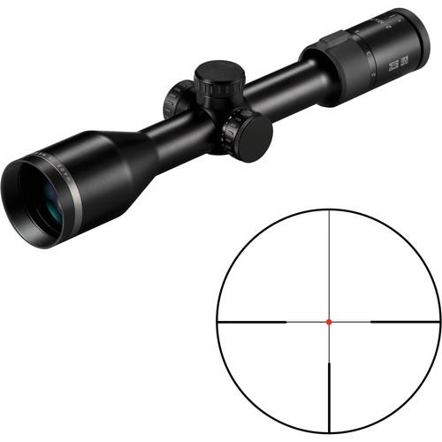 Minox 2-10x50 ZE5.2i Riflescope (German #4 Reticle, Matte Black)