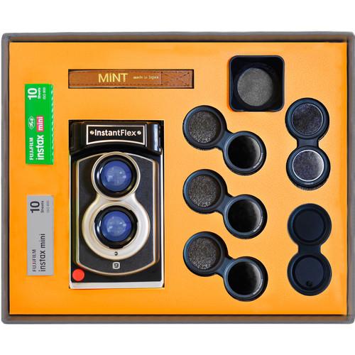 Mint Camera InstantFlex TL70 2.0 Instant Film Camera Gift Set