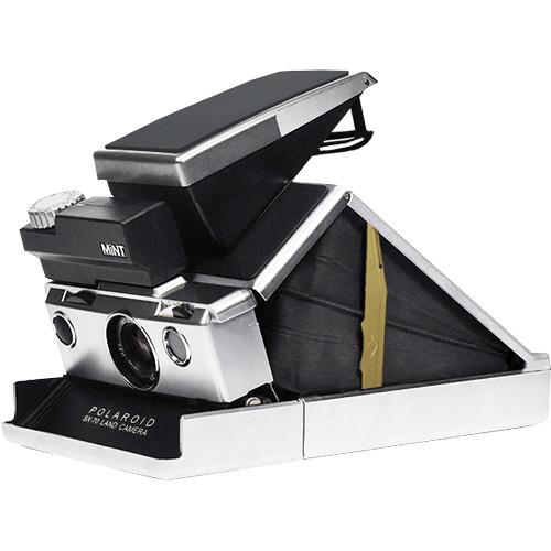 Mint Camera SLR670-S Classic Instant Film Camera (Black)