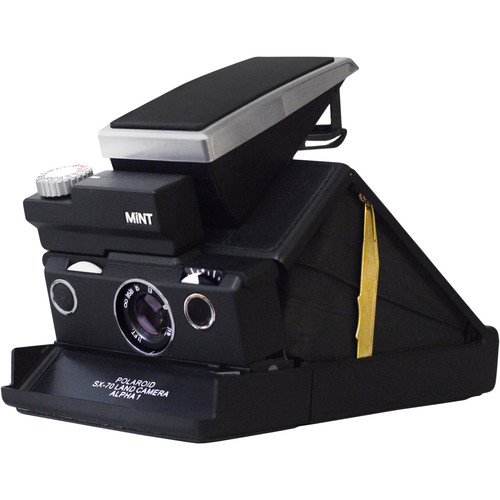 Mint Camera SLR670-S Noir Instant Film Camera