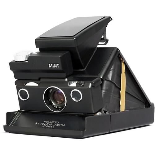 Mint Camera SLR670-X Ming Edition Instant Film Camera (Black)