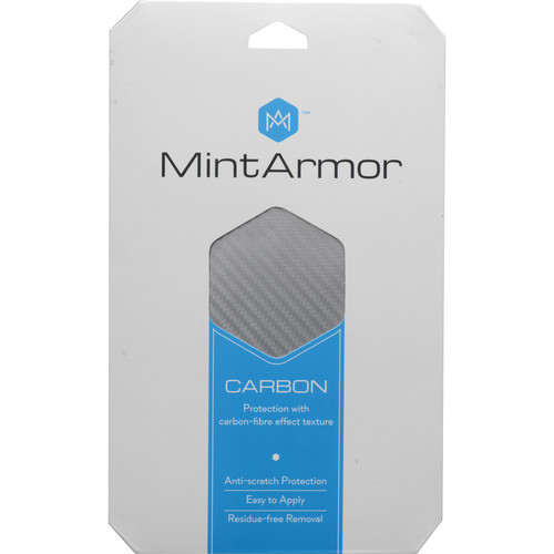 MintArmor Carbon Camera Covering Material (Gray)