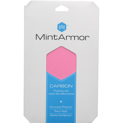MintArmor Carbon Camera Covering Material (Pink)