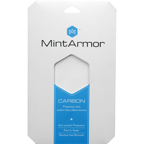 MintArmor Carbon Camera Covering Material (White)