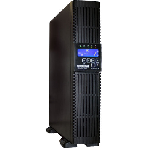 Minuteman UPS Online 1.5kVA/1350W 2U Rack/Tower with SNMP