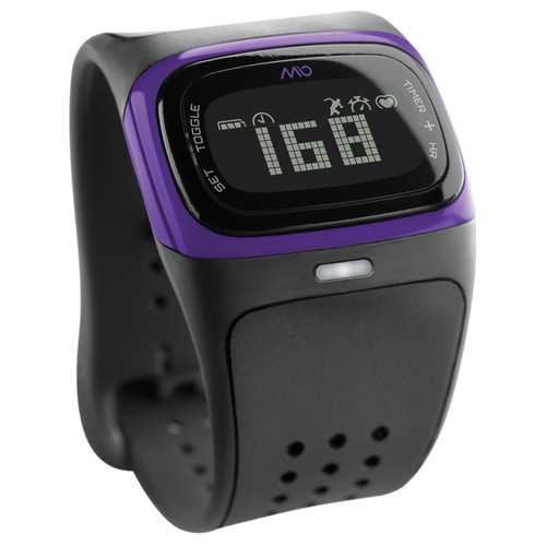 Mio Global ALPHA Heart Rate Sport Watch (Indigo)