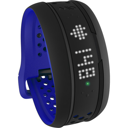 Mio Global FUSE Heart Rate Monitor and Activity Tracker Wristband (Regular, Cobalt)