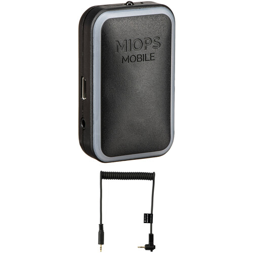 Miops MOBILE Remote with Cable Kit for Cameras with 2.5mm Sub-Mini Connection