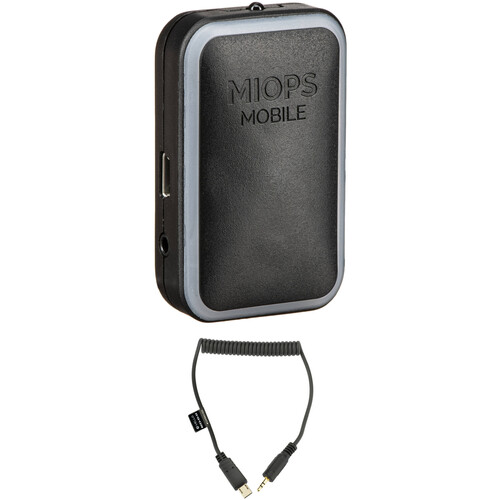Miops MOBILE Remote with Cable Kit for Select Sony Cameras with Multi-Terminal