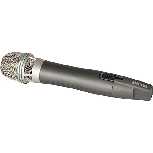 MIPRO ACT Sync Rechargeable Handheld Transmitter Microphone (2.4 GHz)