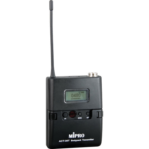 MIPRO ACT-30T Wireless Transmitter Bodypack (Frequency 6C)