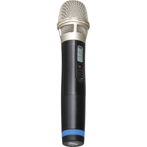 MIPRO ACT-32H Cardioid Condenser Handheld Microphone Transmitter (6C)