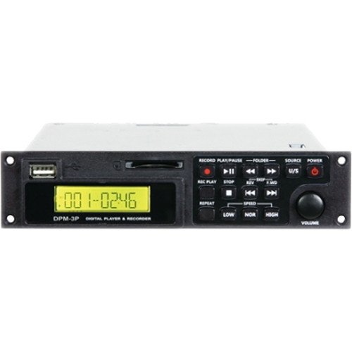 MIPRO USB/SD Player & Recorder Module