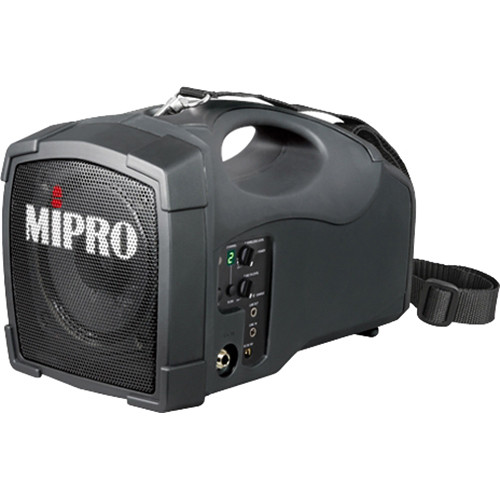 Mipro Ma 101g 2 4 Ghz Personal Wireless Pa System Ma101g B Amp H