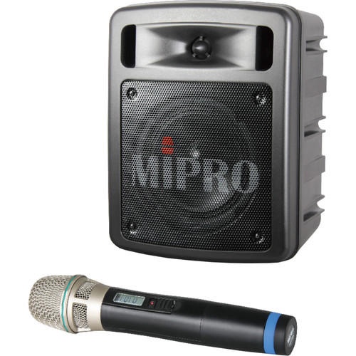 MIPRO MA303SU6C System with ACT30HR6C Handheld Transmitter (Frequency 6C)