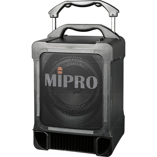 MIPRO MA-707 Portable 100W Wireless PA System