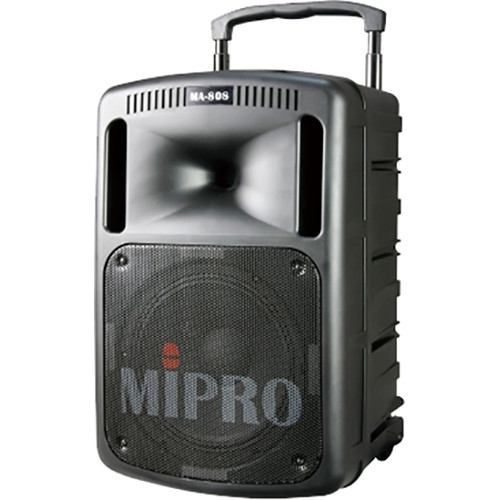 MIPRO MA-808EXPII Passive Extension Speaker for MA-808 PA System (Black)